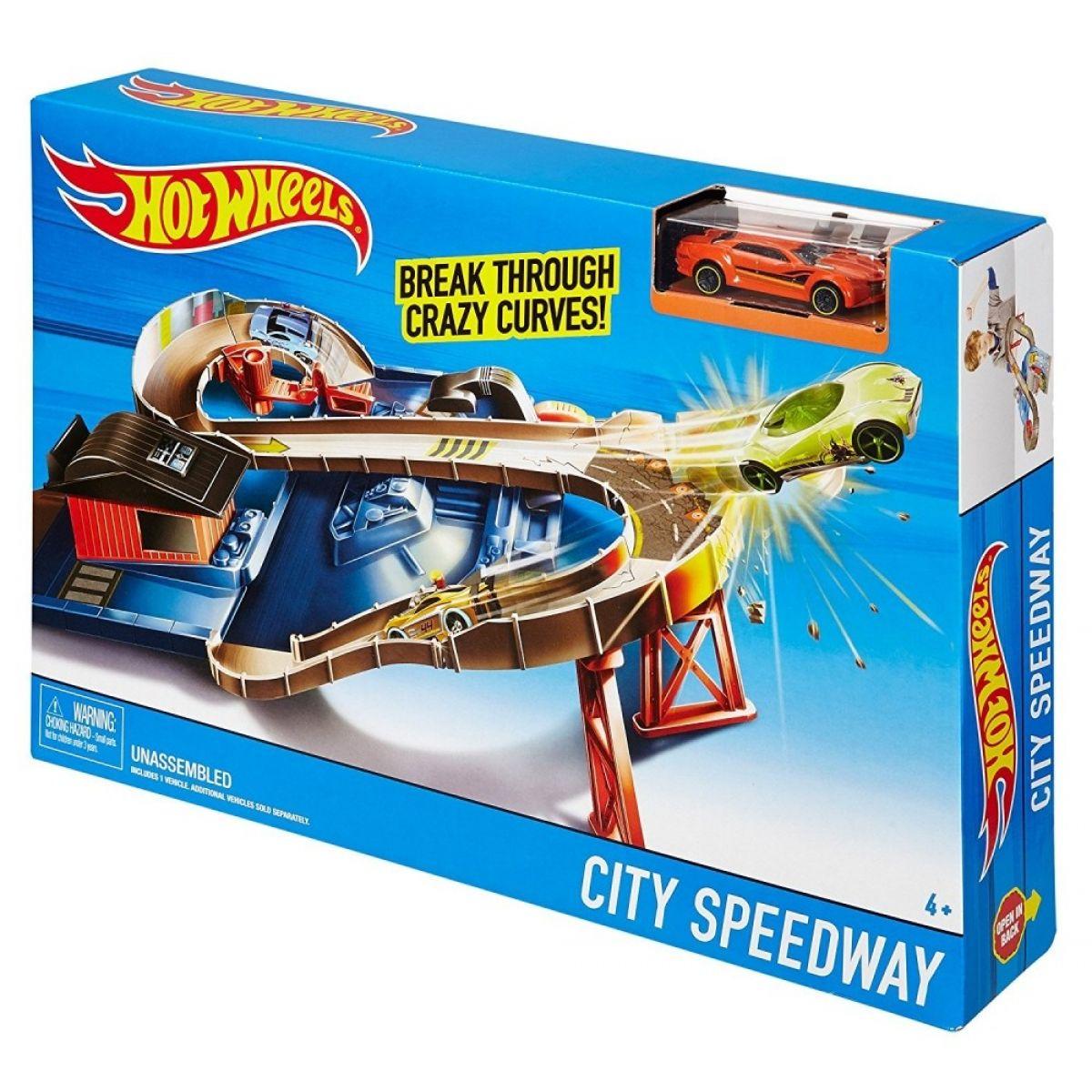 Hot Wheels City Speedway
