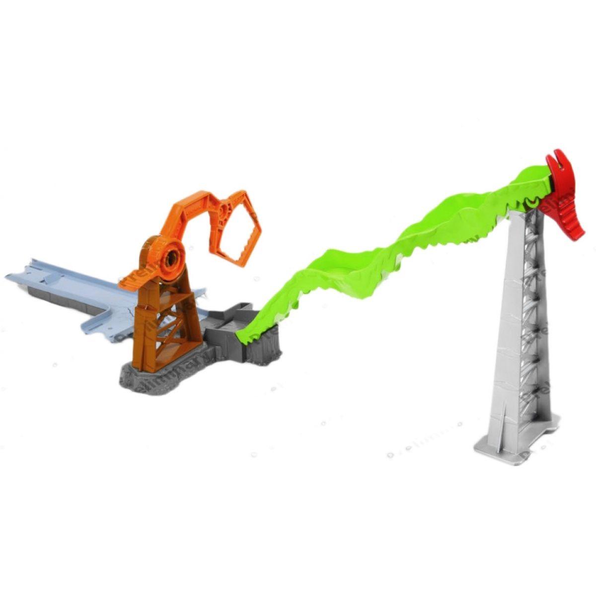 Hot Wheels - Děsivá léčka s mutanty - dráha (CDX95)