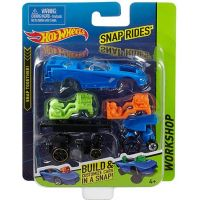 Hot Wheels konstruktér Snap Rides 6