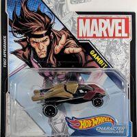 Hot Wheels Marvel kultový angličák Gambit 4