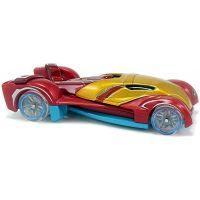 Hot Wheels Marvel kultovní angličák Iron Man Mark 50