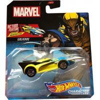 Hot Wheels Marvel kultovní angličák Wolverine