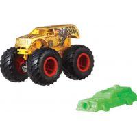 Hot Wheels Monster trucks kaskadérské kousky 4 Wheel Hive