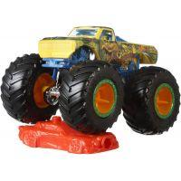 Hot Wheels Monster trucks kaskadérské kousky Chassis Snapper