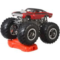 Hot Wheels Monster trucks kaskadérské kousky Dodge Charger RT