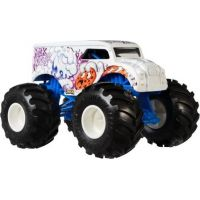 Hot Wheels Monster trucks kaskadérske kúsky Milk Monster 2