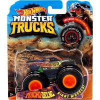 Hot Wheels Monster trucks kaskadérske kúsky Psycho Delic 2
