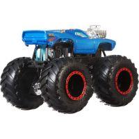 Hot Wheels Monster trucks kaskadérske kúsky Rodger Dodger 4