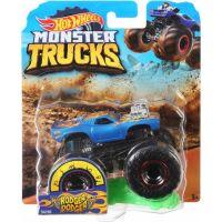 Hot Wheels Monster trucks kaskadérske kúsky Rodger Dodger 5