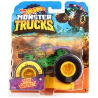 Hot Wheels Monster trucks kaskadérske kúsky Test Subject 2