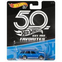 Hot Wheels Prémiové auto 50. výročí 71 Datsun Bluebird 510 Wagon 2