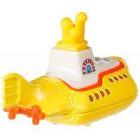 Hot Wheels prémiové auto The Beatles Yellow Submarine 2