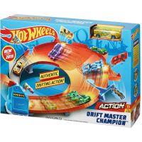 Hot Wheels šampionát dráha Majster driftu 6