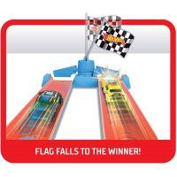 Hot Wheels šampionát dráha Súbežný závod 5