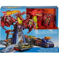 Hot Wheels Souboj s drakem 6
