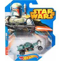 Hot Wheels Star Wars Autíčko Boba Fett 2