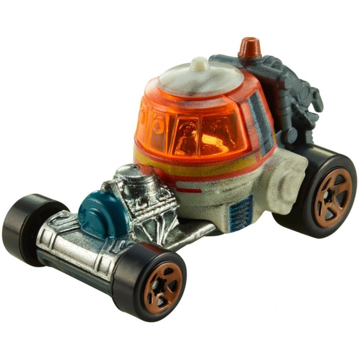 Hot Wheels Star Wars Autíčko Chopper