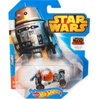Hot Wheels Star Wars Autíčko Chopper 2