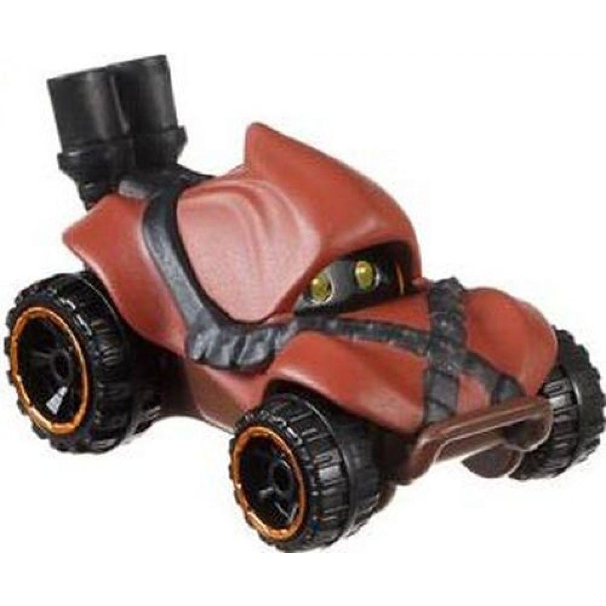 Hot Wheels Star Wars Character cars angličák Jawa DJL64