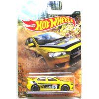 Hot Wheels tematické auto – klasická kolekce 08 Lancer Evolution