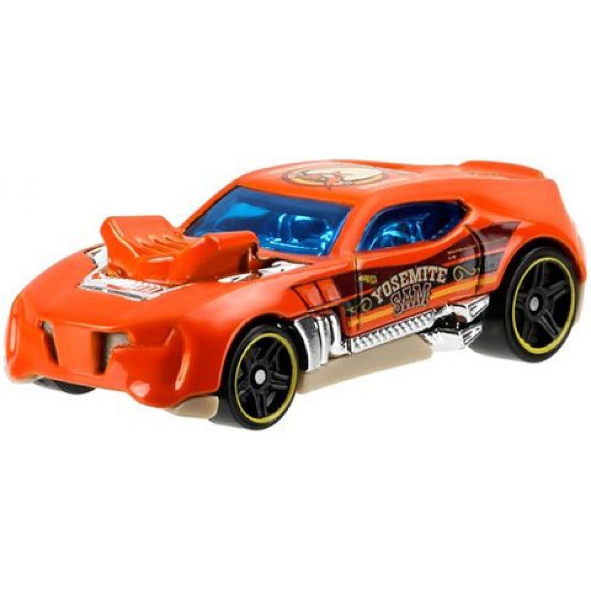 Hot Wheels tématické auto Looney Tunes Twinduction