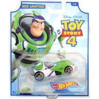 Hot Wheels tematické auto – Toy story Buzz Lightyear