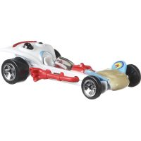 Hot Wheels tematické auto – Toy story Forky
