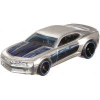 Hot Wheels Tématické auto Zamac Flames Chevy Camaro Concept
