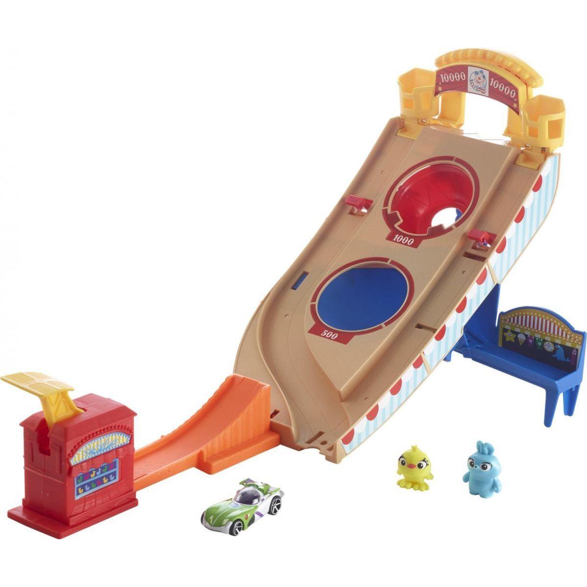 Hot Wheels Toy story: Púť