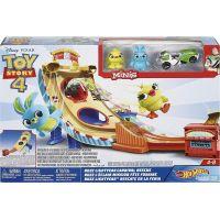 Hot Wheels Toy story: Púť 4