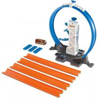 Hot Wheels Track Builder doplnky a dráhy Loop Launcher 2