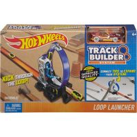 Hot Wheels Track Builder doplnky a dráhy Loop Launcher 3