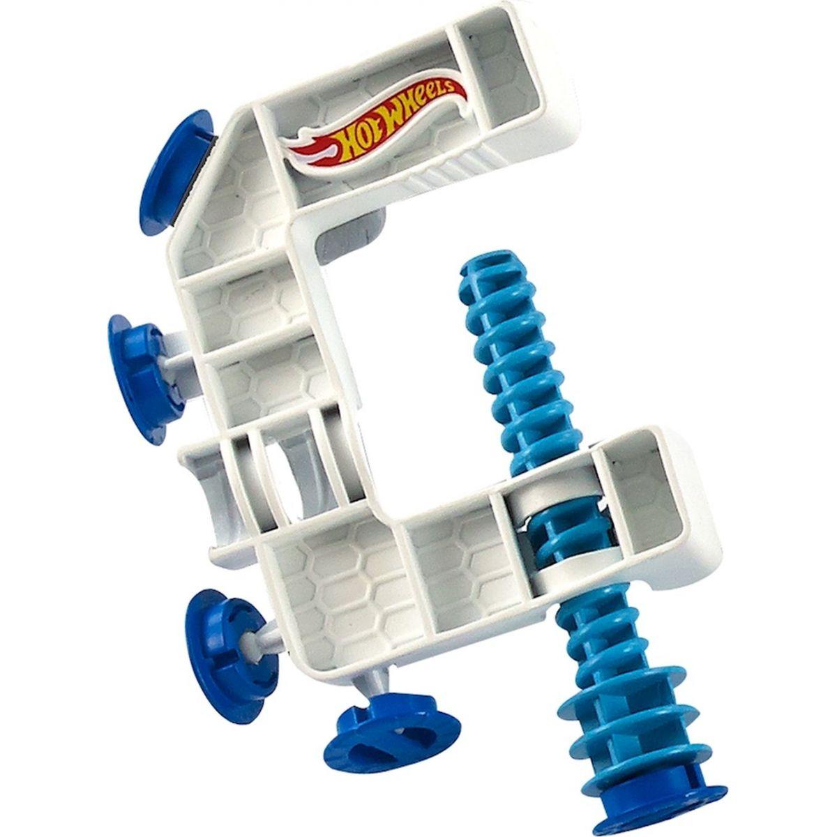 Hot Wheels Track builder set doplňků Clamp it!