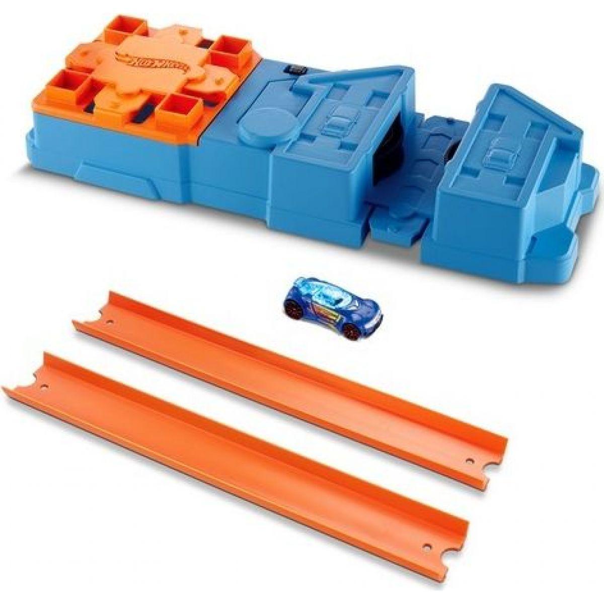 Hot Wheels Track builder akcelerátor