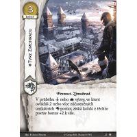ADC Blackfire Hra o Trůny 2 edice LCG: Cesta do Zimohradu 3