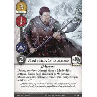 """Starkov ale vydrží všeličo. Vždy sme museli. """"- Eddard Stark Rod Stark vládne zo Zimohradu nad chladnú a nemilosrdnou oblastí Západozemí 3"""
