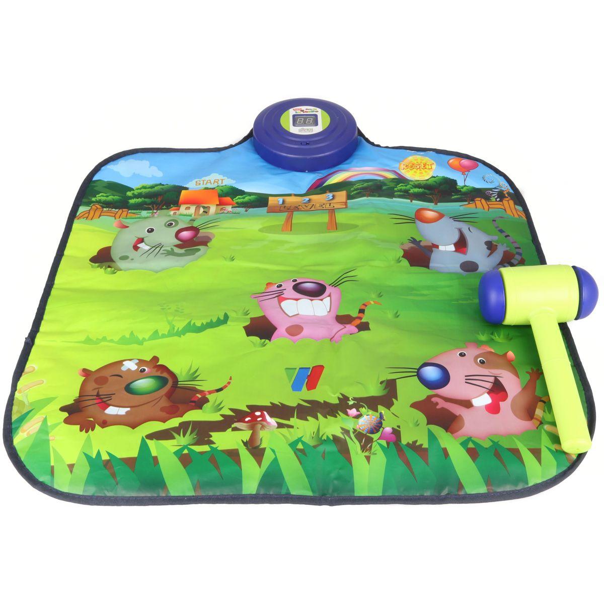 Hrací koberec Krtek