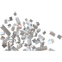 Hubelino stavebný set 105 dielikov 3