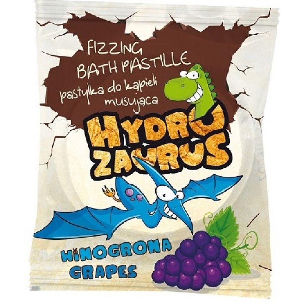 Hydrozaurus šumivá tableta Strapec
