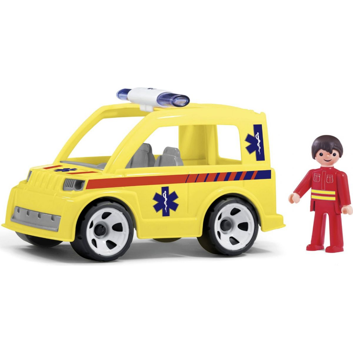 Igráček Ambulancia so záchranárom