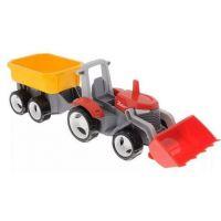 Igráček Multigo 1+2 traktor s prívesom Eko balenie