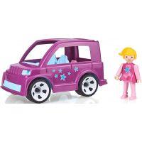 Igráček Multigo Auto s Pinky Star