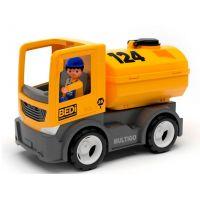 Igráček Multigo Build cisterna so šoférom