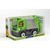 Igráček Multigo City smetiarske auto so smetiarom