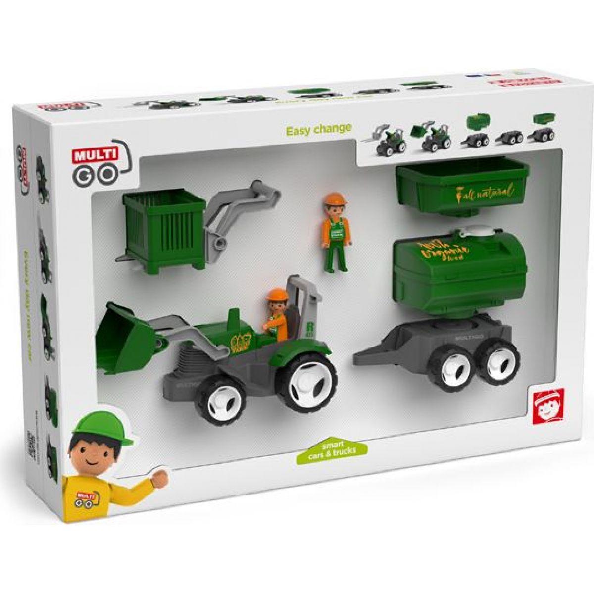 Igráček Multigo Farm Set