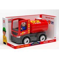 Igráček Multigo Fire cisterna s hasičom