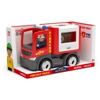 Igráček Multigo Fire multikorbička s šoférom