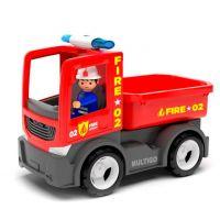 Igráček Multigo Fire valníček so šoférom