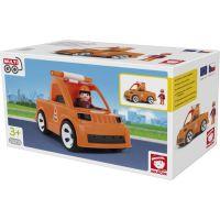 Igráček Multigo Vozidlo cestnej údržby s cestárom