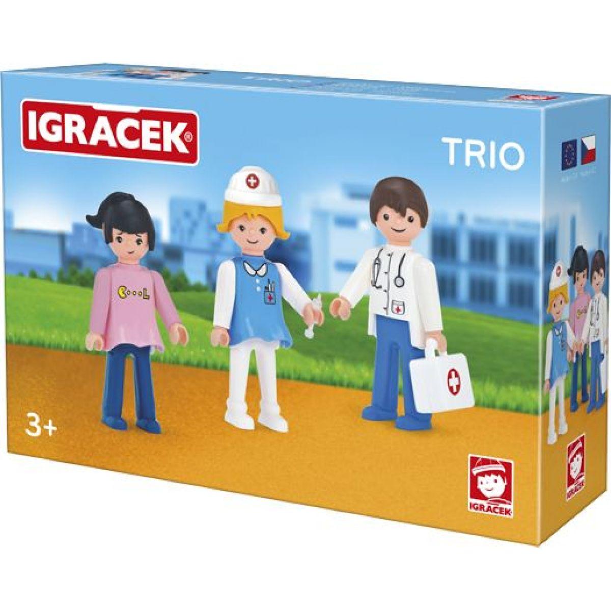 Igráček Trio Liečime